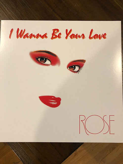 Rose / Lady D - I wanna be your love / I'm yours tonight