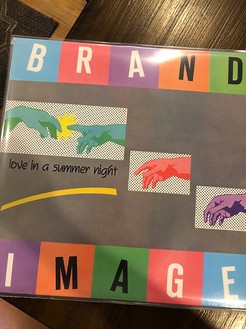 """Brand Image - Love In A Summer Night - 12"""" green"""