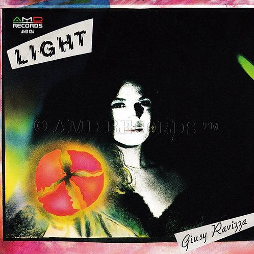 "Giusy Ravizza - Light - 12"" pink vinyl"