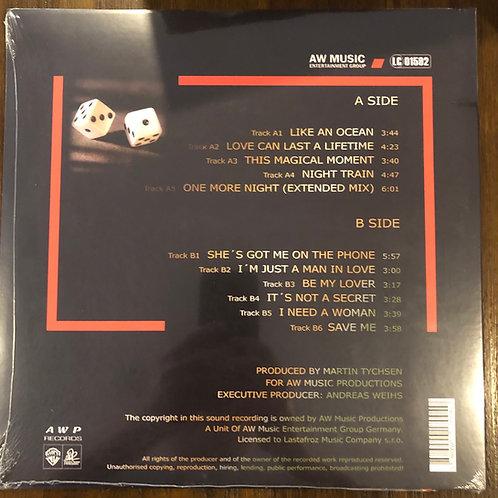 """Silent Circle - Stories Bout Love  - 12"""" LP Black"""