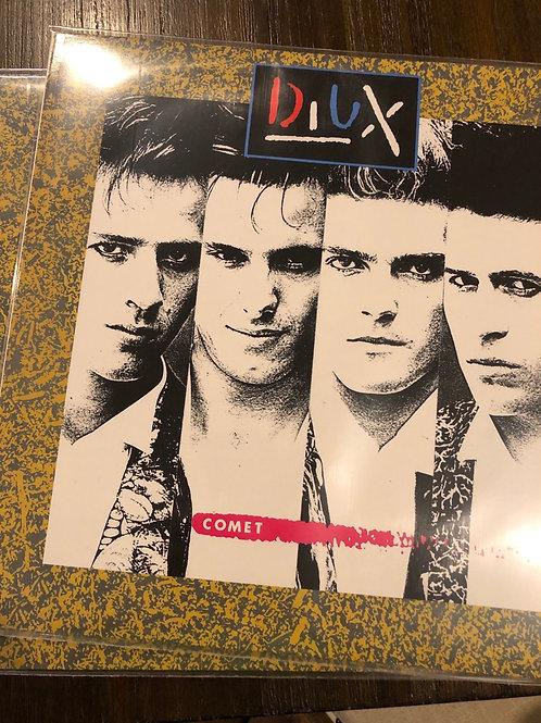 "Diux - Comet - 12"" white vinyl"