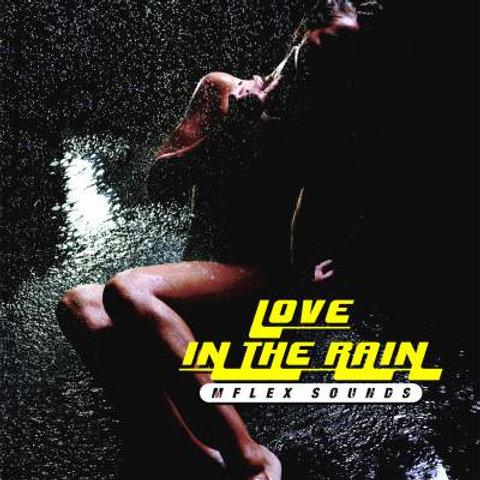 """Mflex Sounds - Love In The Rain/ No Escape - 12""""Grey vinyl"""