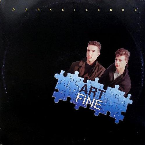 "Art Fine – Dark Silence 12"" black vinyl"
