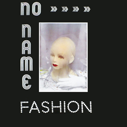 "Noname - Fashion - 12"" RE Black vinyl"
