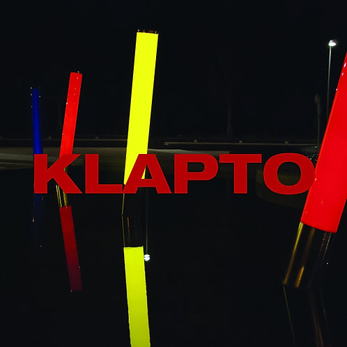 "Klapto - Artificial I - 12"" Red"