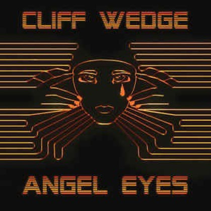 "Cliff Wedge - Angel Eyes - 12"" Yellow vinyl"