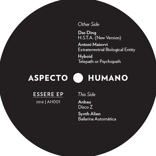Various Artists - Essere EP