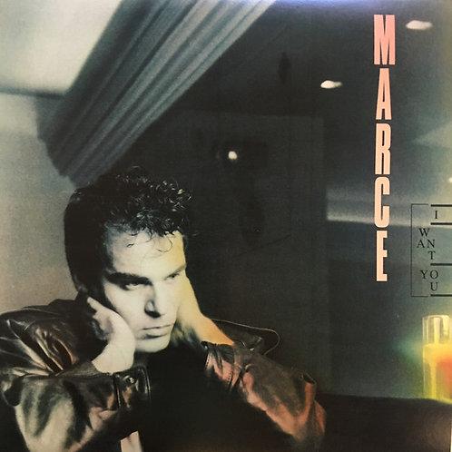 """Marce - I Want You - 12"""" Transparent vinyl"""