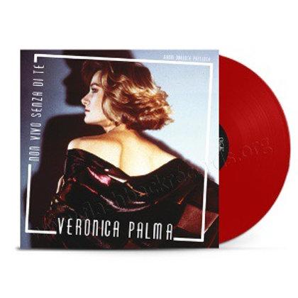 """Veronica Palma - non vivo senza - 12"""" red vinyl"""