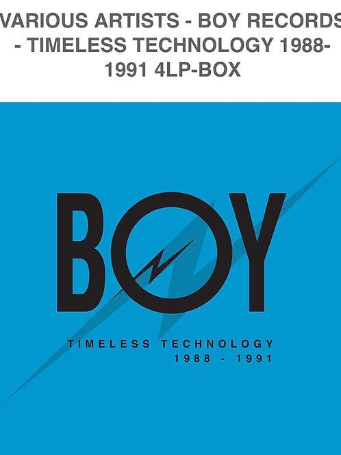 BOY 4 LP Boxset