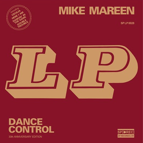 Mike Mareen ‎– LP Dance Control