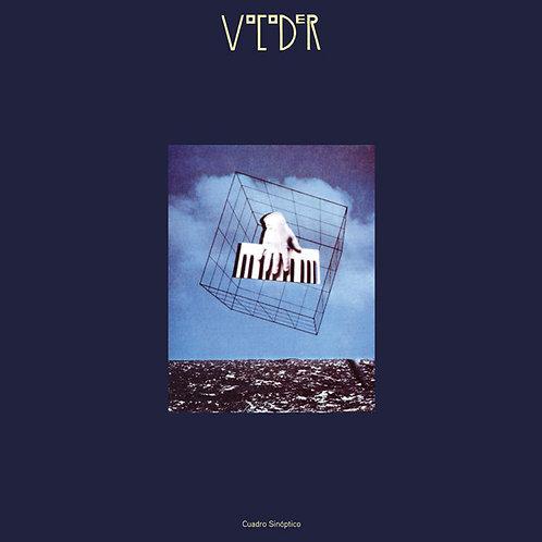 """Vocoder – Cuadro Sinóptico 12"""" black vinyl"""