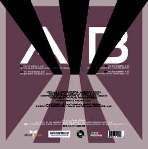 "AMD 116 - Alberto Costa - Yo Te Siento Asi - 12"" ultra clear vinyl - Pre-order"