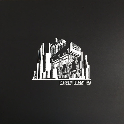 Various Artists - Obscura Europa S.A II 12″