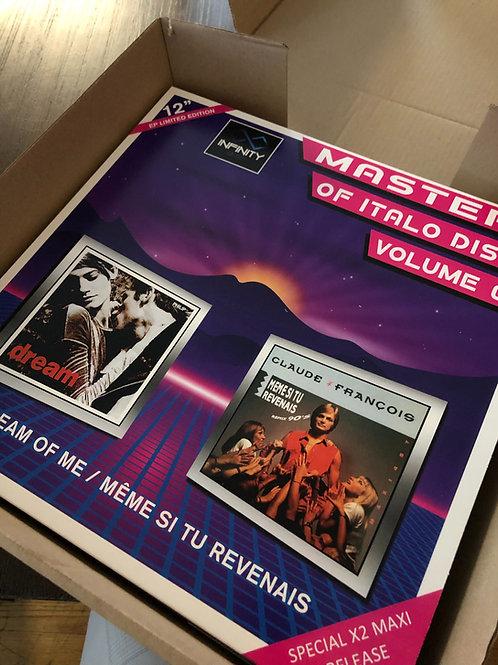 Various - Masters of Italo Disco Vol 2 - clear vinyl