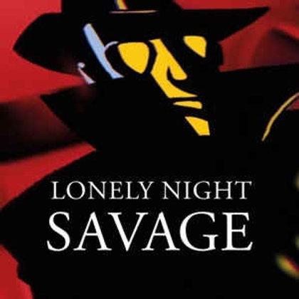 "Savage - Lonely Night - 12"" Red vinyl"
