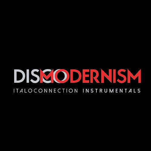 "Various – Disco Modernism Italoconnetion Instrumental 12"" Black"