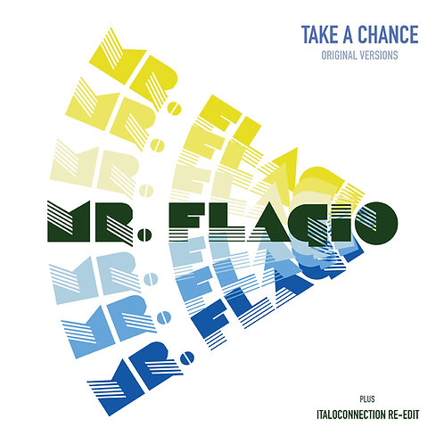 Mr. Flagio - Take A Chance (Purple)
