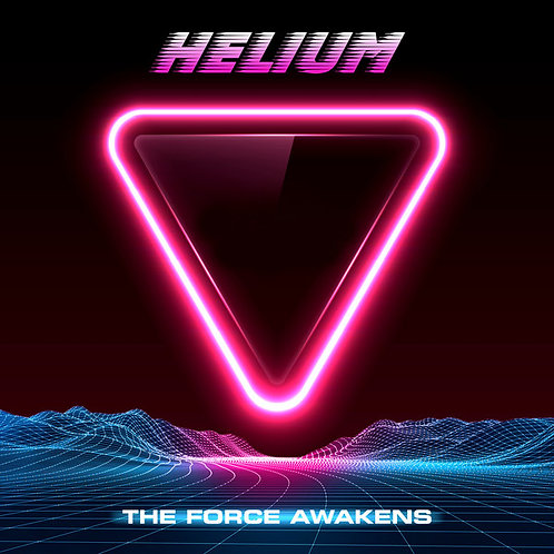 "Helium - The Force Awakens - 12"" Trans Red vinyl"