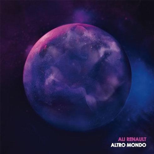 """Ali Renault – Altro Mondo 12"""" black vinyl"""