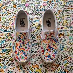 Vans shoe collaboration
