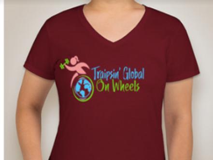 TGOW Womens Short Sleeve T-Shirt