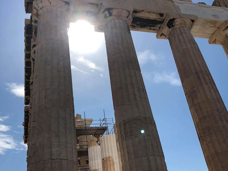 Athens, Greece: Language, Infrastructure, and More