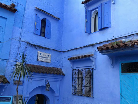 Thoughts on Traipsing Around Morocco