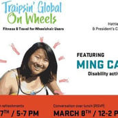 "Oregon State University's article, ""Traipsin Global On Wheels"""