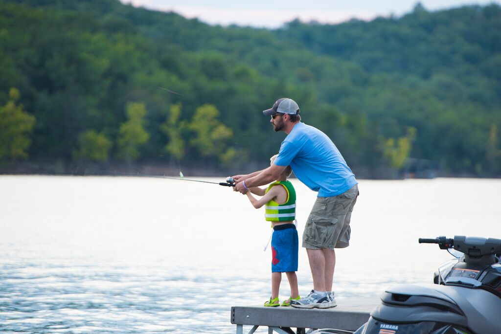 Fishing- Table Rock Lake