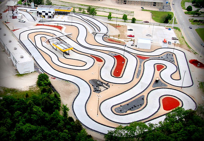 Go-kart track Xtreme Racing Center Branson