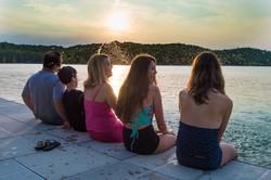 Sunset- Still Waters Resort