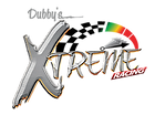 Dubby's Xtreme Racing Center Pigeon Forge logo
