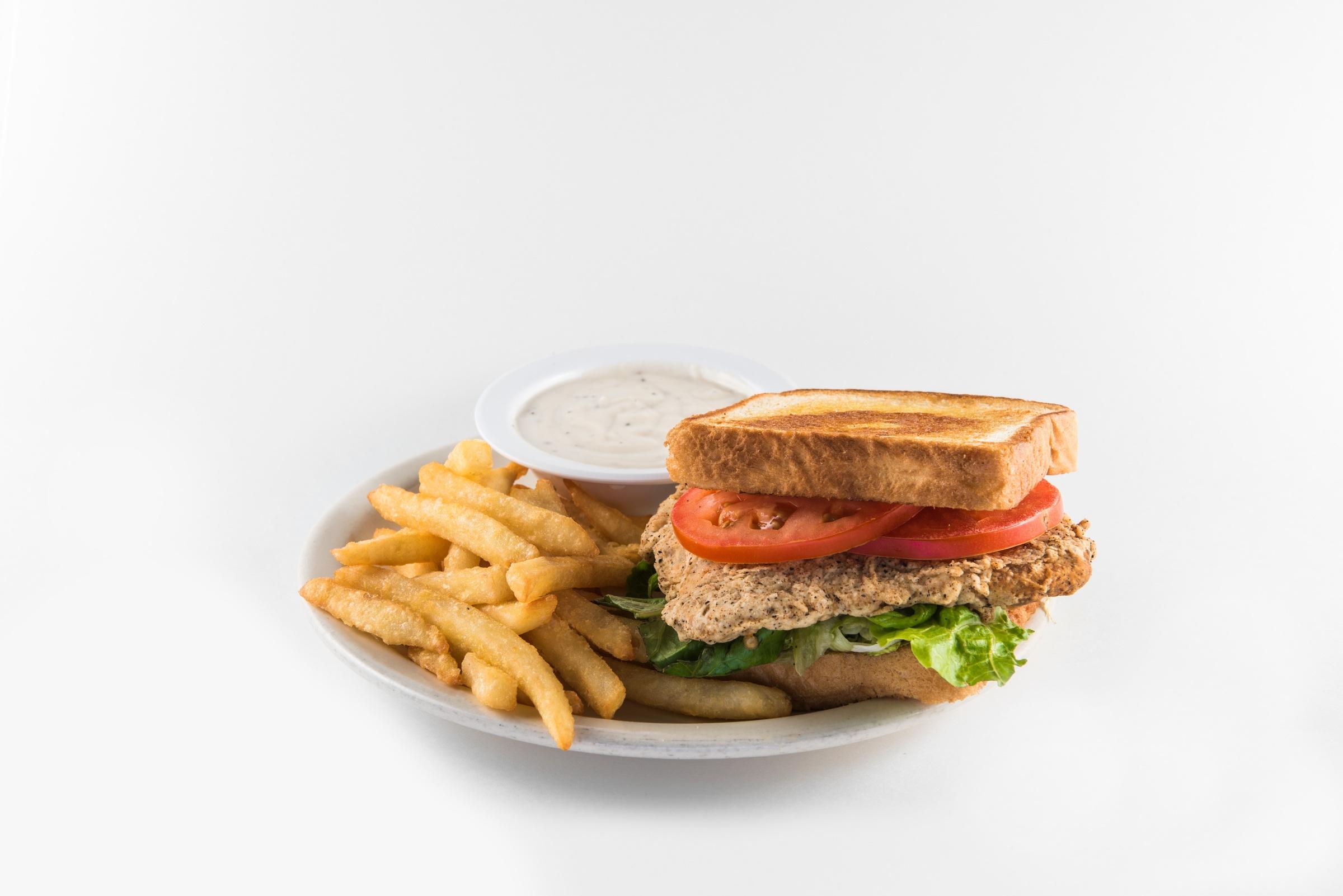 ChickenSandwichPlate