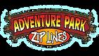 adventure park ziplines pigeon forge logo