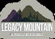 legacy mountain ziplines pigeon forge logo