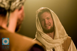 Pearce Sampson as Jesus