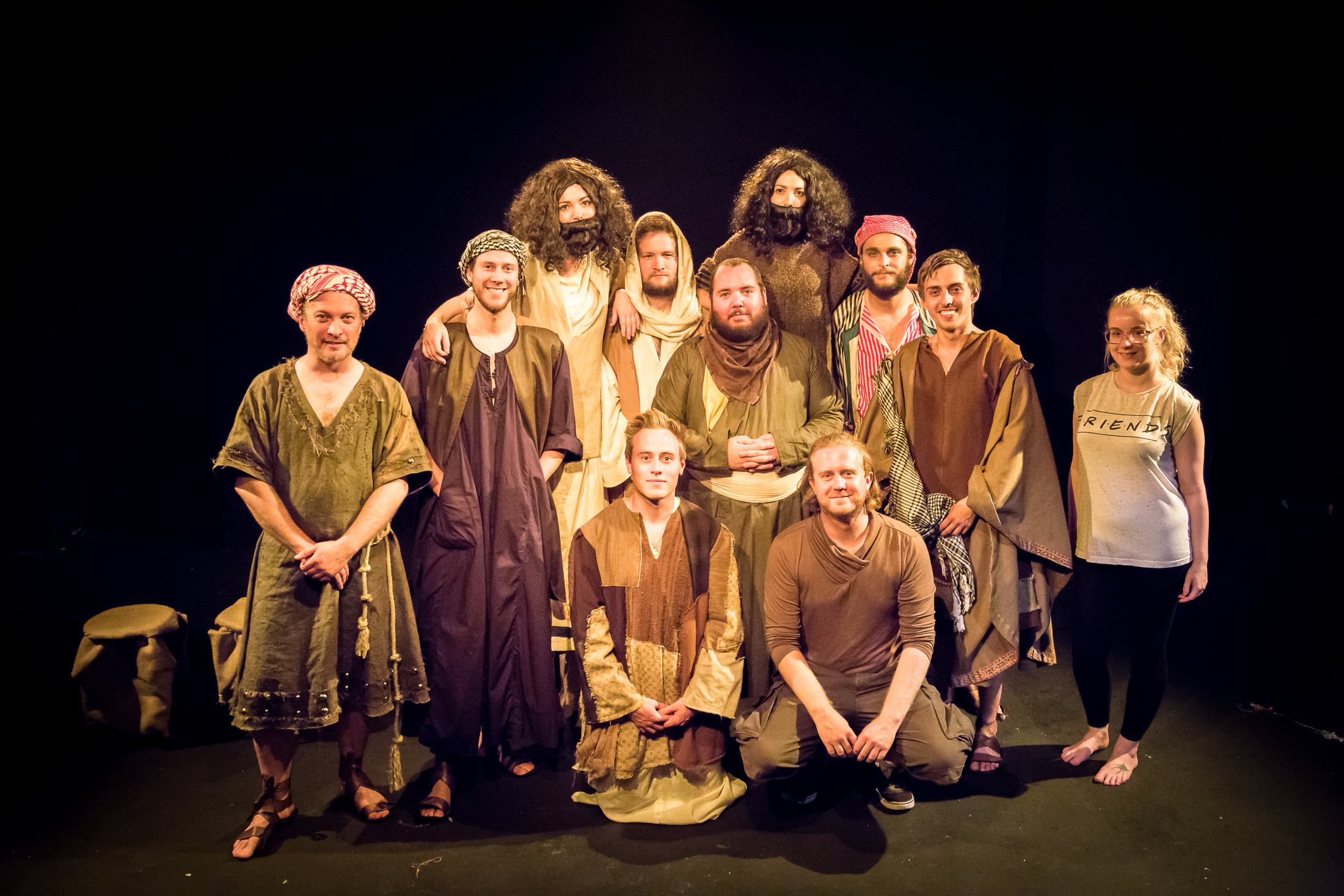 The Cast & Crew of The Gospel According To Philip