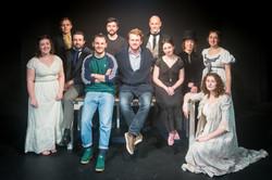 Cast & Creatives of Gentleman Jack