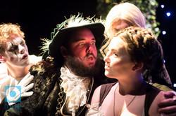Tom Telford as Sir Toby