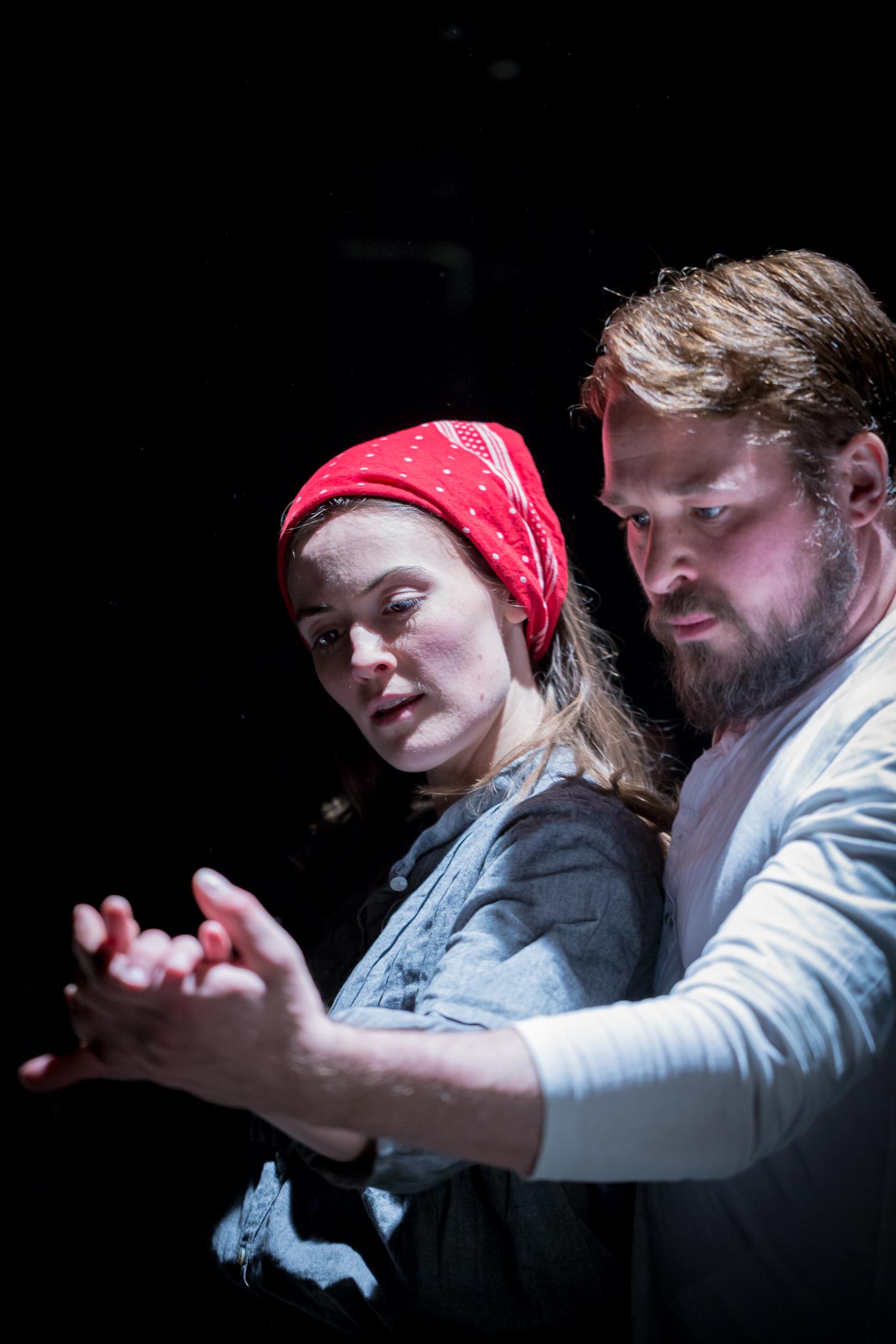 Pippa Caddick & David Paisley