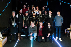 The Cast & Creatives of The Winter's Tale