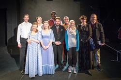 The Cast & Crew of Anna Karenina