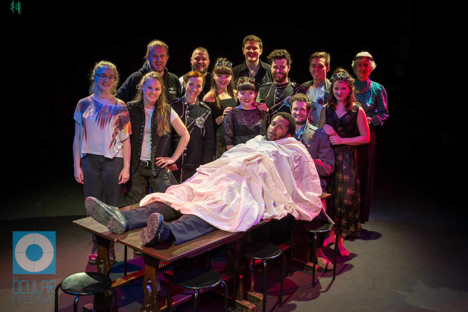The Cast & Crew of Macbeth