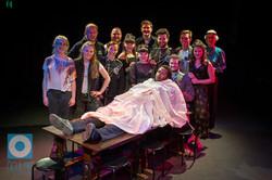 The Cast & Crew of Macbeth