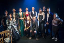 The Cast & Creatives of Frankenstein