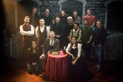 Cast and Creatives for Dracula