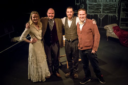 The Cast & Director of Crime & Punishment