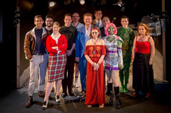 Cast & Creatives of One Giant Leap