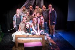The Cast & Crew of Twelfth Night & Othello